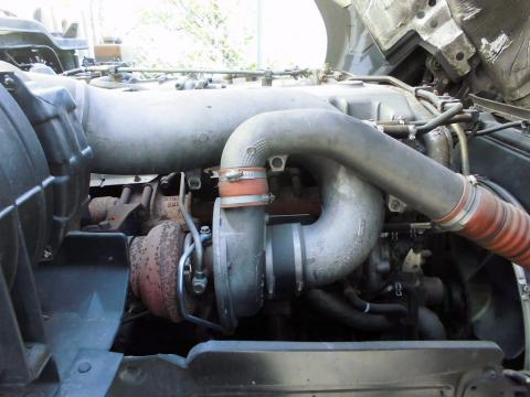中古トラック H15年式 フルエアサス 4軸低床 アルミウイング