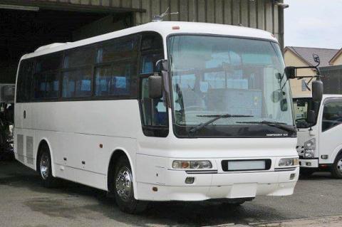 中古バス 三菱