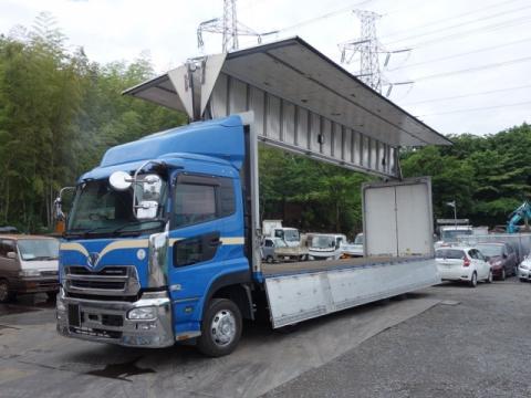 中古アルミウィング UDトラックス クオン
