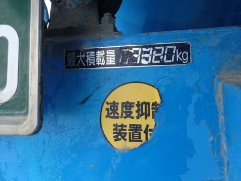 中古ミキサー車(生コン車) 日野 レンジャー