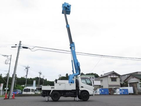 中古高所作業車 トヨタ ダイナ