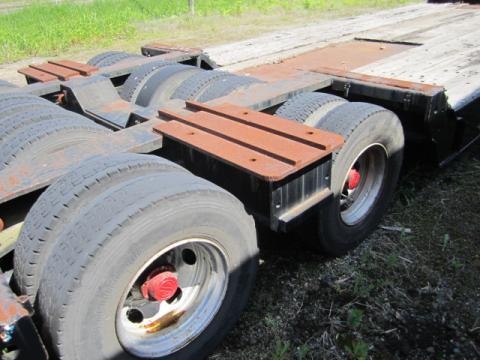 中古トレーラー 国産車その他 ユソーキ