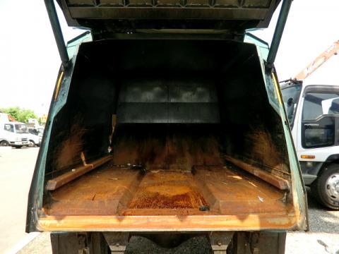 中古塵芥車(パッカー車) いすゞ フォワード