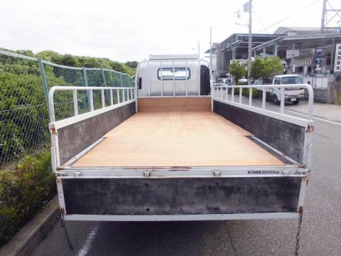 中古トラック H21年式 検査付 超ロング 積載3トン車