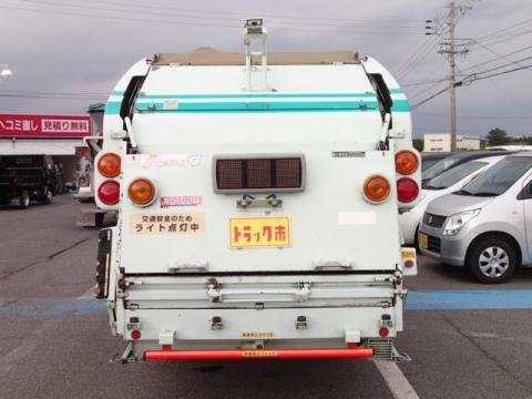 中古塵芥車(パッカー車) 日野 デュトロ