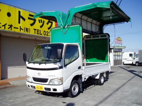 中古幌ウィング トヨタ トヨエース