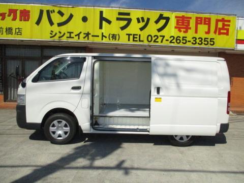 中古保冷バン トヨタ ハイエース
