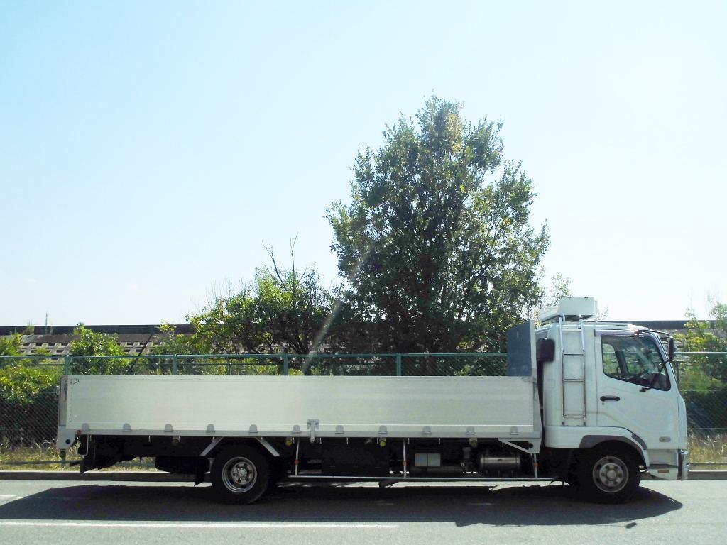中古トラック H18年式 6.2m 検査付 エアサスワイド アルミブロック