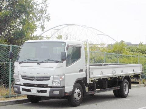 中古トラック H24年式 超ロング 積載3.5t 平