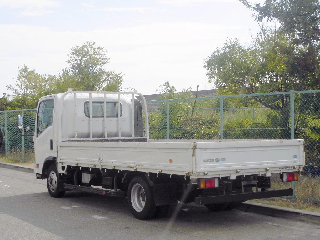中古トラック H24年式  低走行 ワイドロング 平