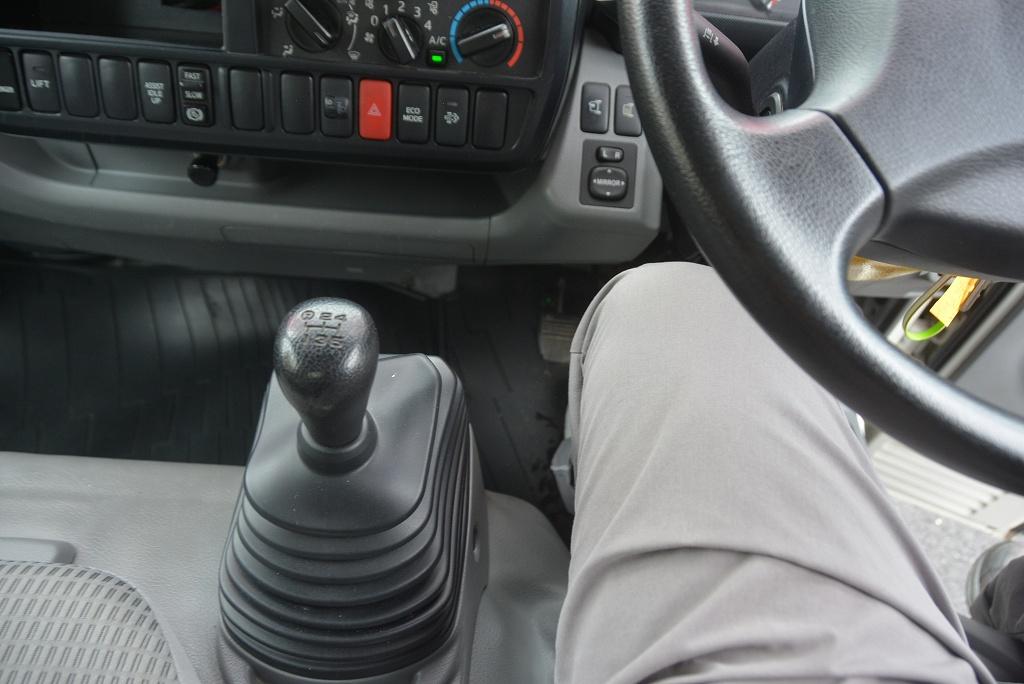 中古アルミバン トヨタ トヨエース