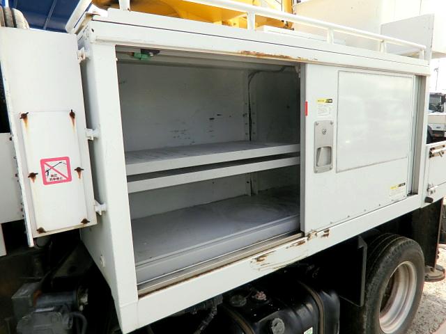 中古高所作業車 マツダ タイタン