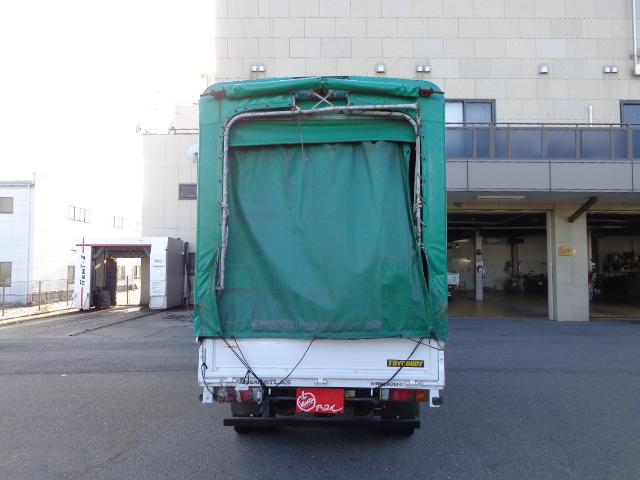 中古幌ウィング ニッサン アトラス