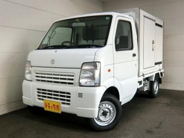 Anese Used 31 Truck Suzuki Carry Ebd Da63t For Bank