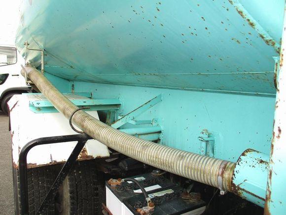 中古散水車 いすゞ フォワードジャストン