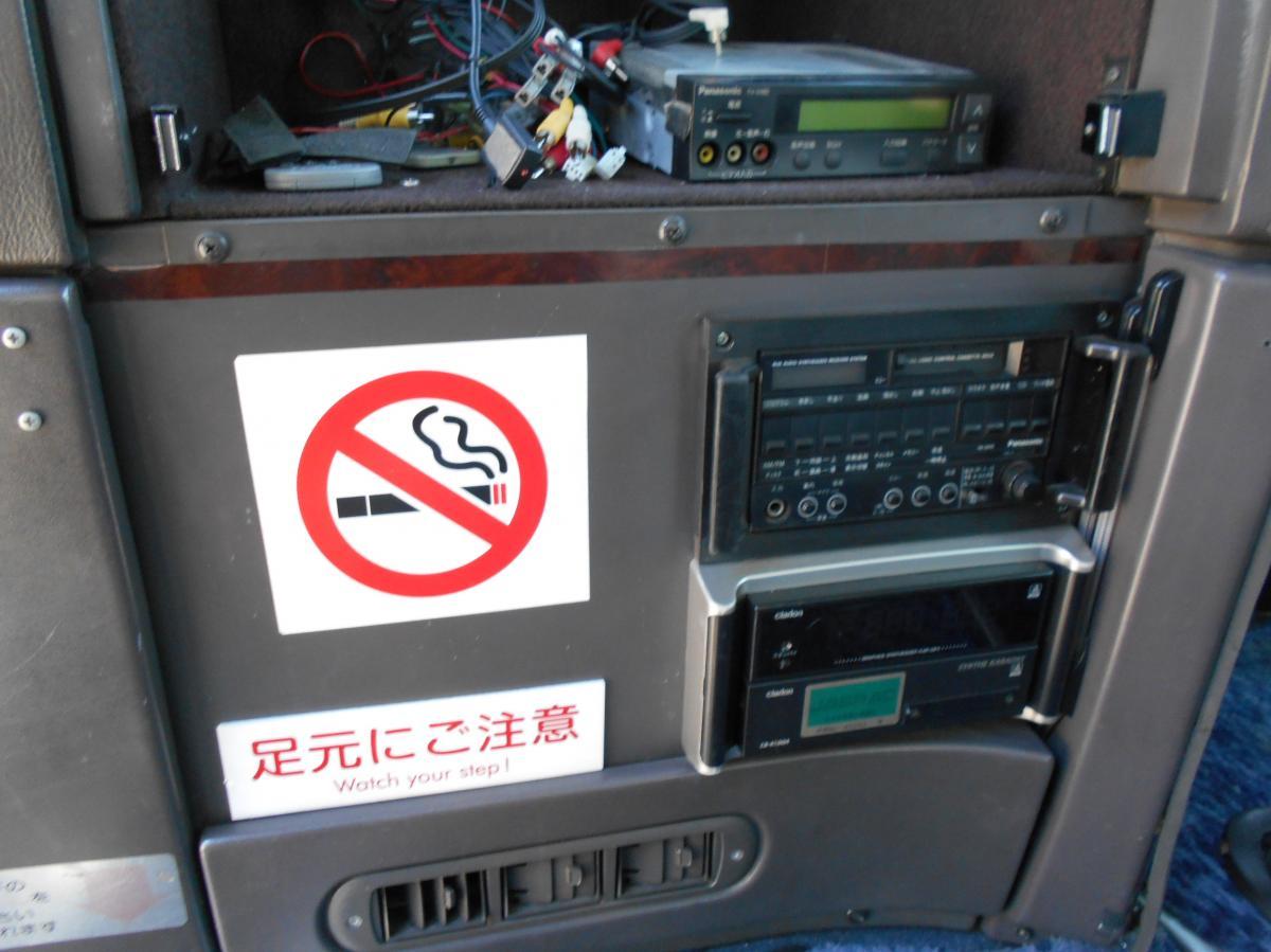 中古バス 三菱ふそう エアロクイーン