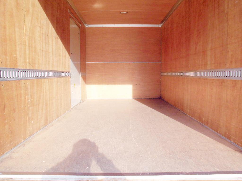 中古トラック H18年式 ワイドロング サイドドア付 アルミバン