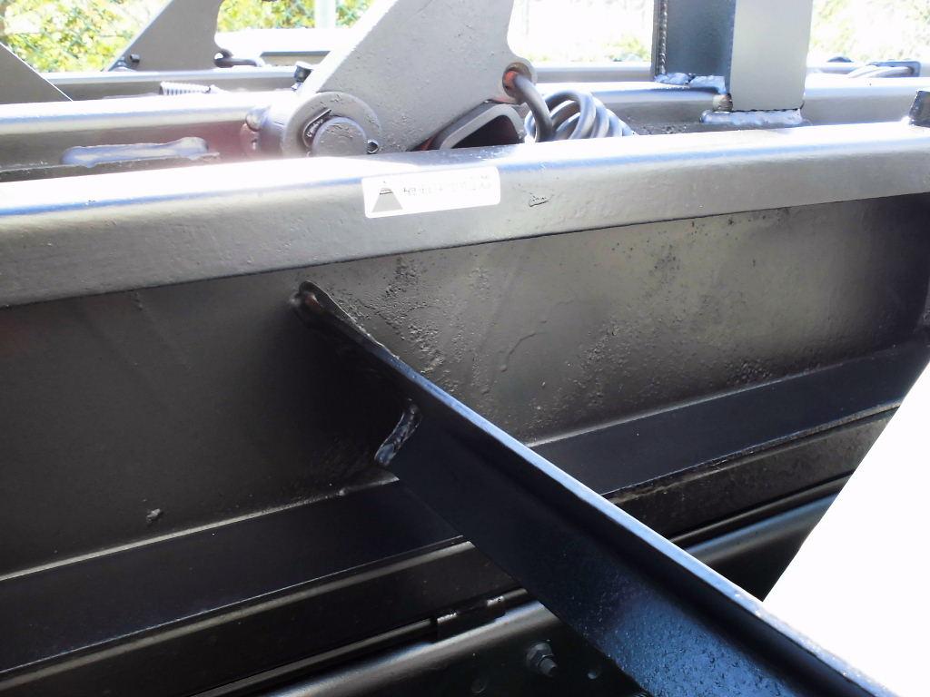 中古トラック H21年式 新明和 予備検査付 アームロール ツインシリンダ
