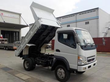 Japanese Used 61 Truck - MITSUBISHI FUSO CANTER KK-FG73EBD