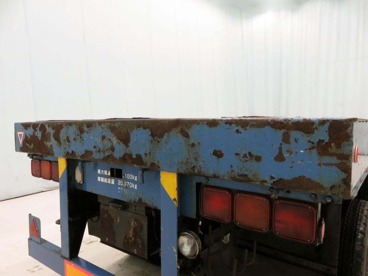 中古トレーラー 国産車その他 トレールモービル