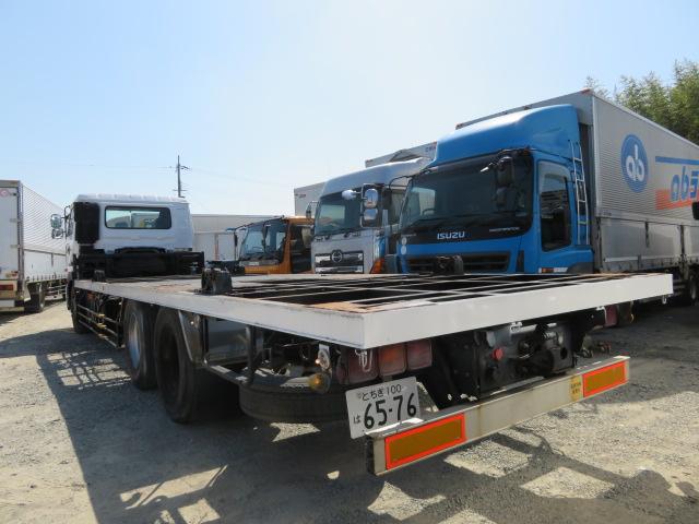 中古コンテナ車 UDトラックス ビッグサム