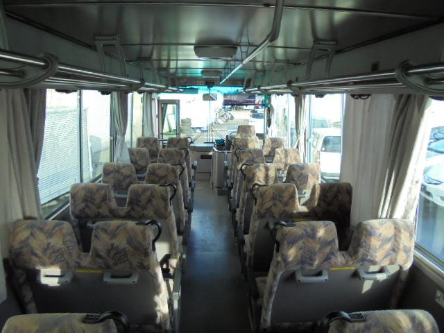 中古バス 三菱ふそう エアロミディ