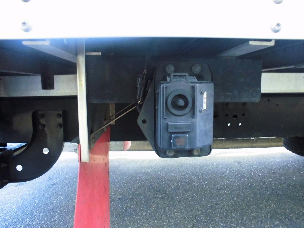 中古トラック H23年式 ハイルーフ ワイド 8mボディ バン
