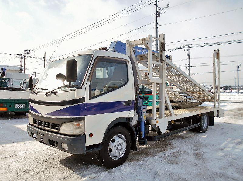 中古キャリアカー(積載車) トヨタ トヨエース
