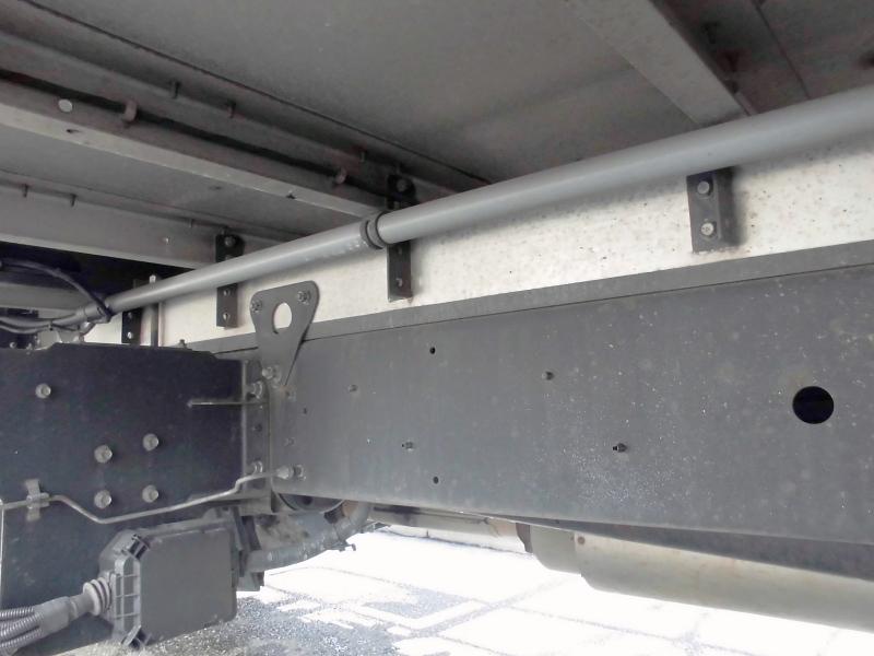 中古トラック H20年式 ワイド 6.2m アルミウイング