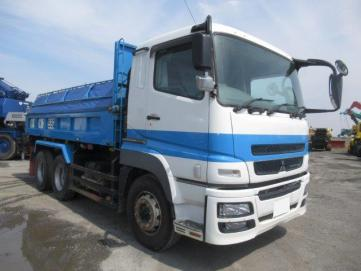 40edcd4e94 Japanese Used 61 Truck - MITSUBISHI FUSO SUPER GREAT QKG-FV50VX for Sale