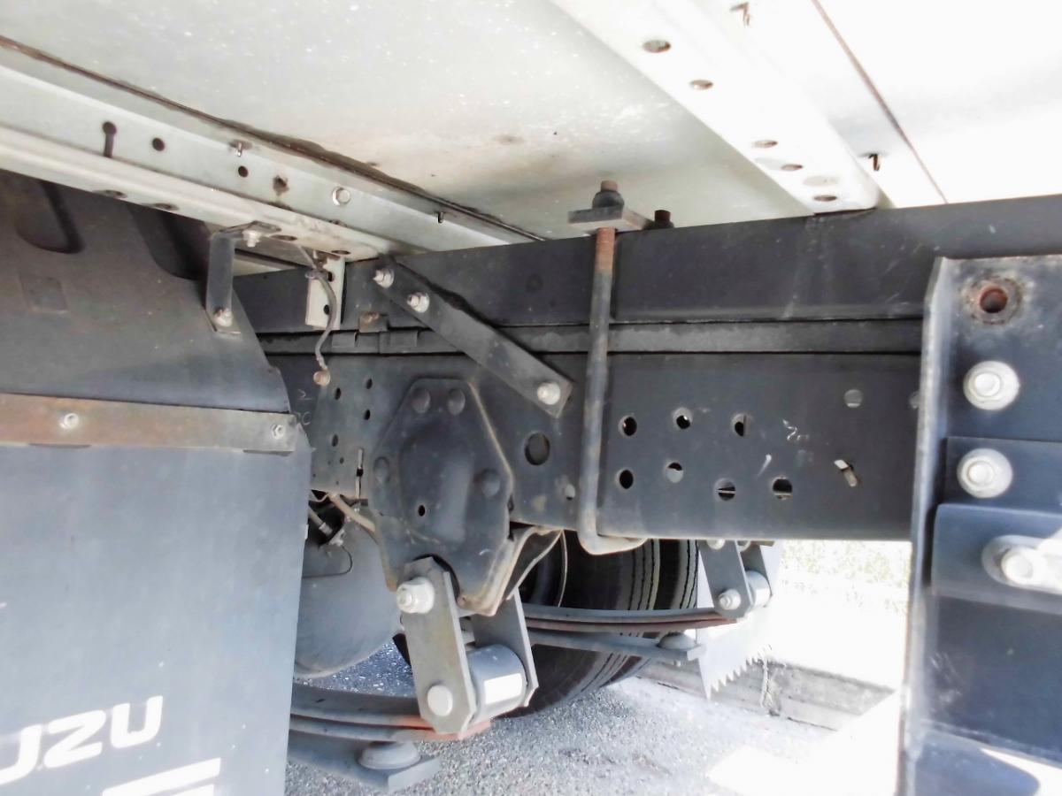 中古トラック H20年式 ハイルーフ 10尺 アルミバン