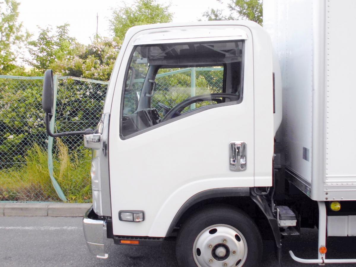 中古トラック H23年式 検査付 格納ゲート 両サイドドア付 パネルバン