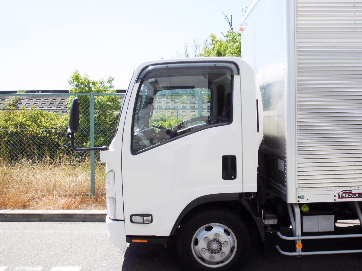 中古トラック H20年式 積載3t 検査付 ワイドロング バンゲート