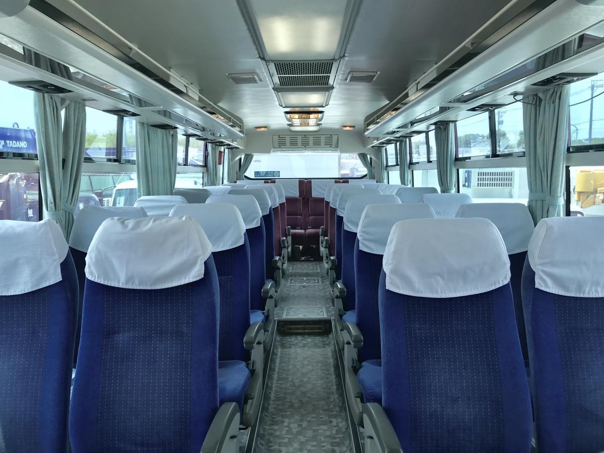 中古バス UDトラックス スペースアロー