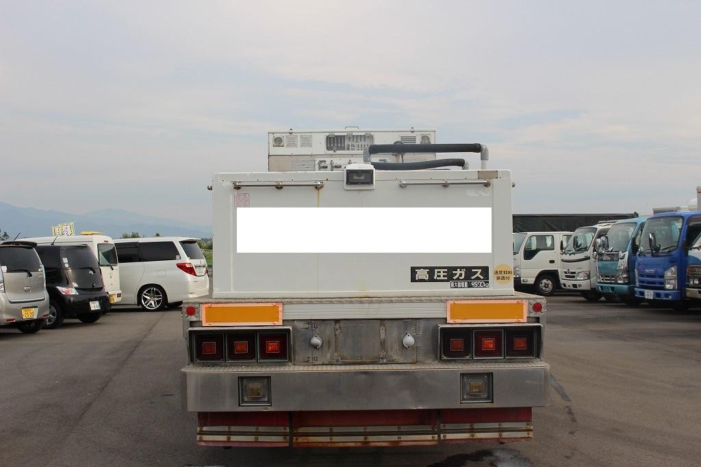 中古活魚運搬車 UDトラックス コンドル