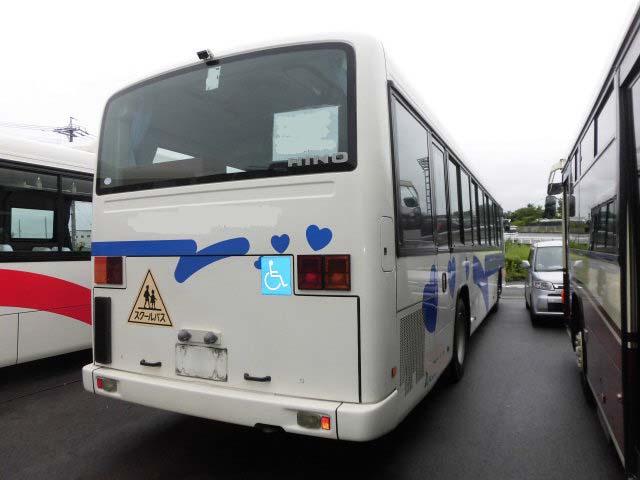 中古バス 日野 ブルーリボン