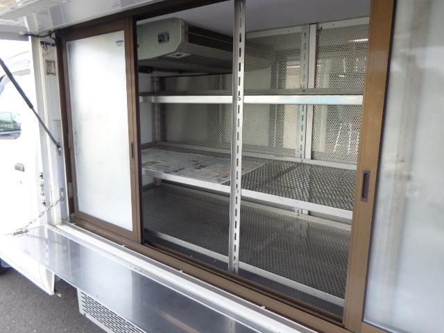中古冷凍バン トヨタ タウンエース