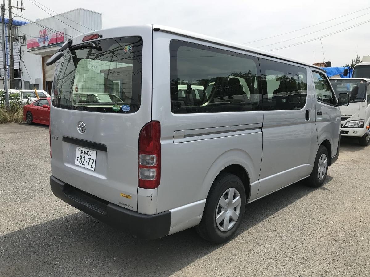 中古ルートバン トヨタ ハイエース