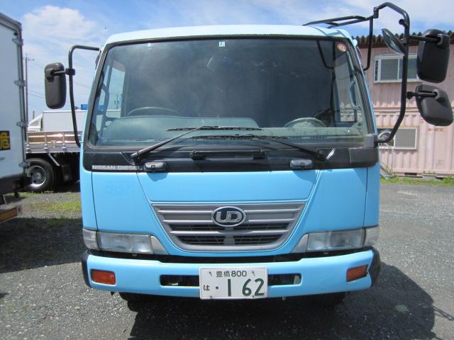 中古ミキサー車(生コン車) UDトラックス コンドル
