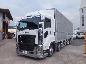 Japanese Used 11 Truck - ISUZU GIGA 2PG-CYJ77C for Sale | TRUCK-BANK com