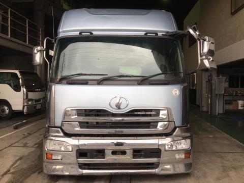 中古トラック部品 日産UD 大型車 キャビンAy