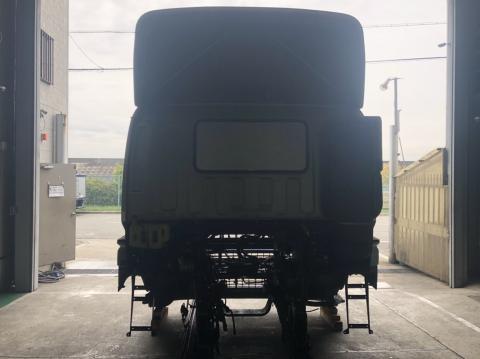 中古トラックパーツ キャビン
