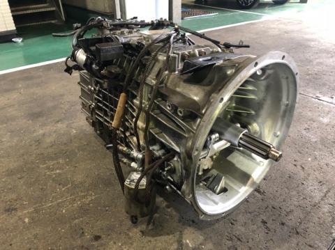 中古トラック部品 日野 トラクター マニュアルミッションAy