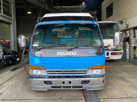 中古トラック部品 いすゞ エルフ キャビンAy