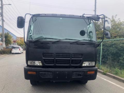 中古トラック部品 いすゞ 大型車 キャビンAy