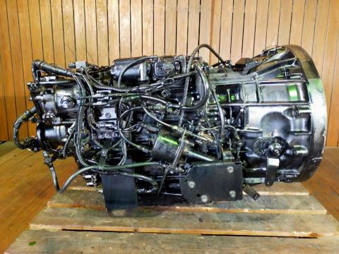 中古トラック部品 いすゞ トラクター セミオートマチックミッションAy