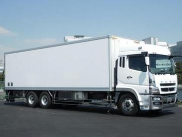 Japanese Used 31 Truck - MITSUBISHI FUSO SUPER GREAT BDG