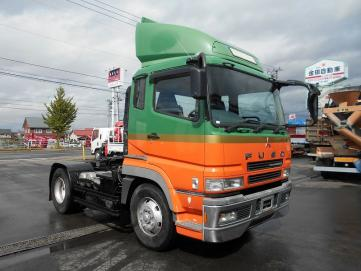 Japanese Used 81 Truck - MITSUBISHI FUSO SUPER GREAT PJ