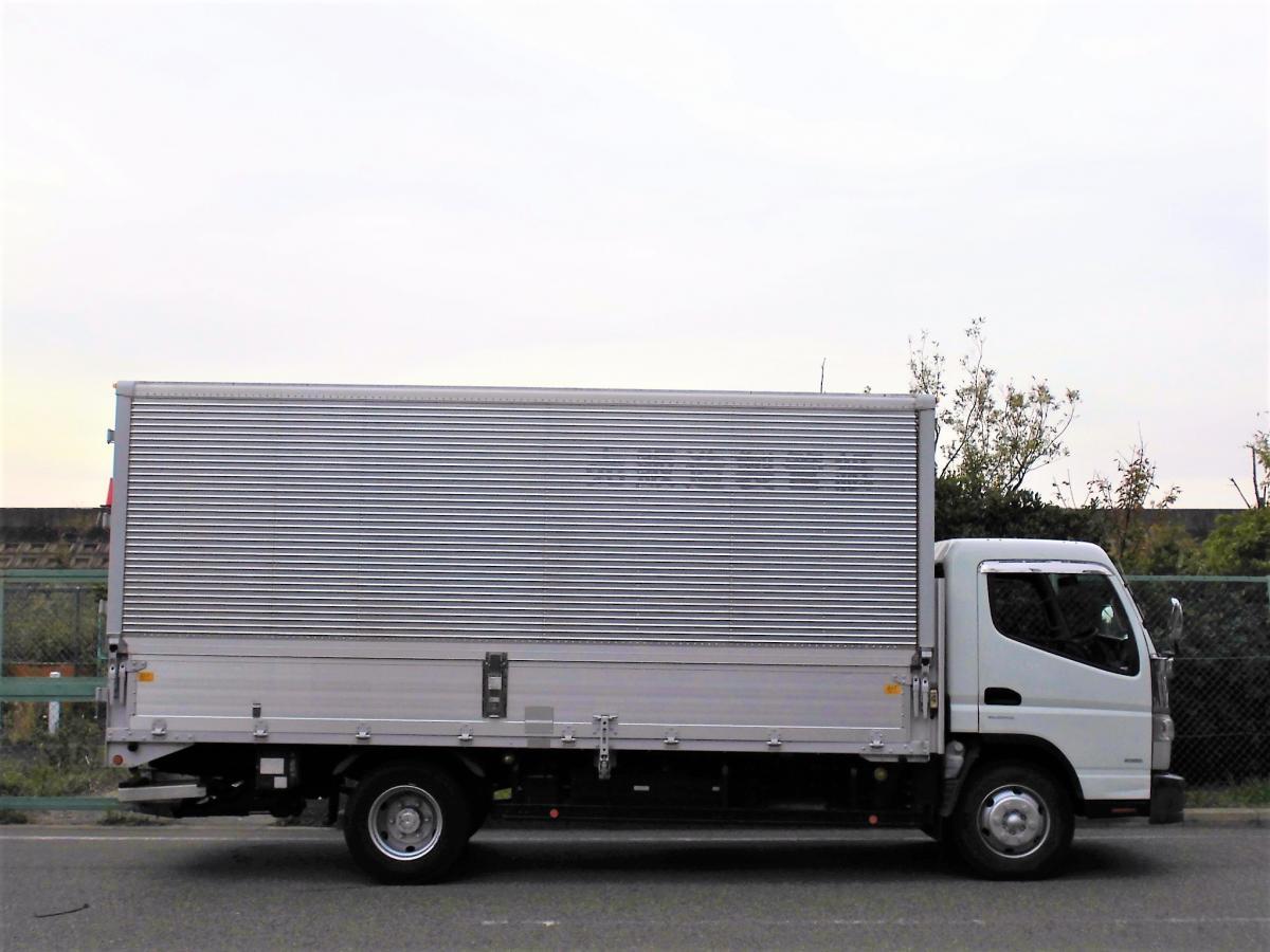 中古トラック H24年式  検査付 ワイド 超ロング アルミウイング