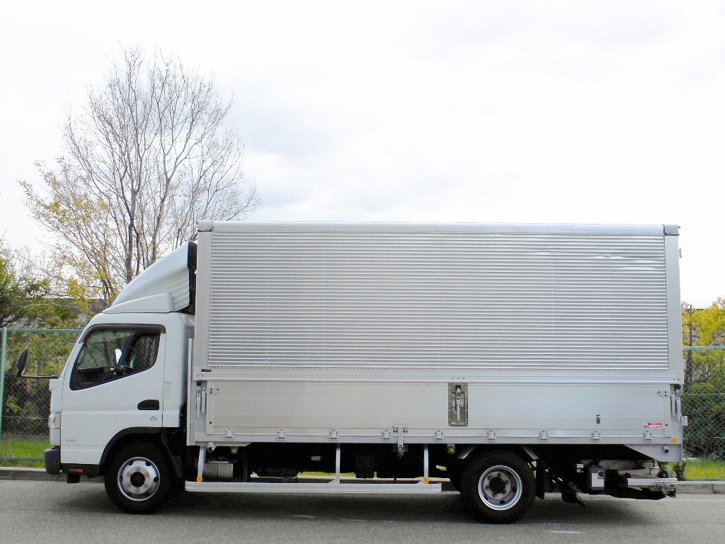 中古トラック H24年式 積載3t 格納ゲート 検査付 超ロング ウイング